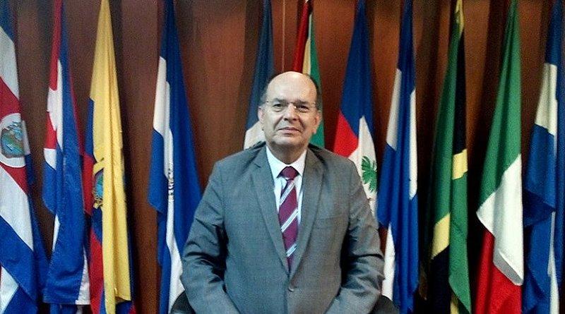 The Permanent Secretary of the Latin American and Caribbean Economic System (SELA), Ambassador Javier Paulinich. Photo Credit: SELA