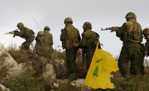 Hezbollah Patrol in Syria. Credit: Aberfoyle International Security (AIS