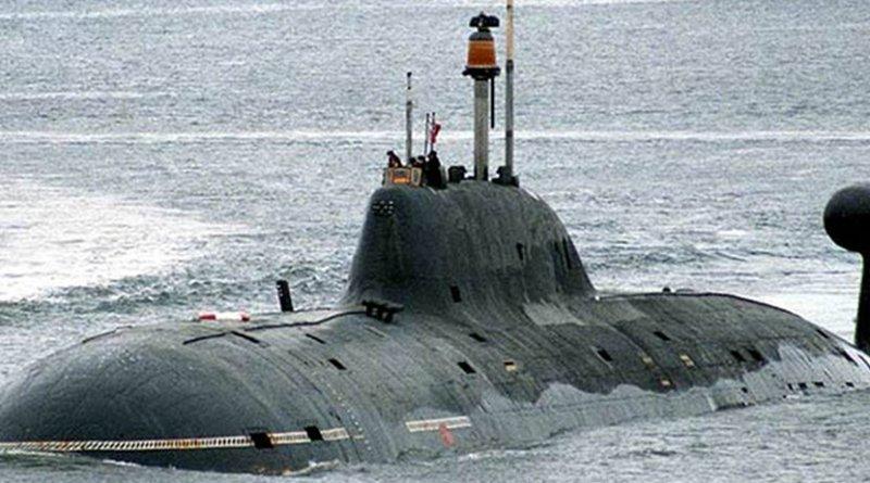 File photo of Russian Submarine Vepr by Ilya Kurganov. Source: Wikipedia Commons.