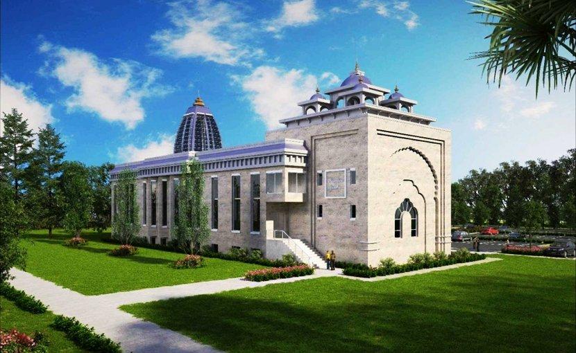 Proposed Hindu Temple & Cultural Centre, Fort McMurray, Alberta, Canada
