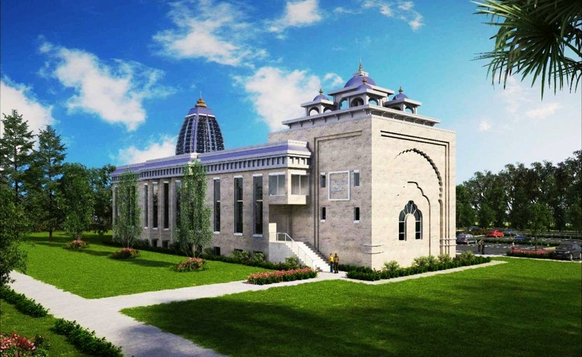 Proposed Hindu Temple & Cultural Centre, Fort McMurray, Alberta, Canada