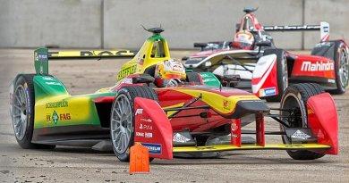 Brexit: Formula-E Electric Car Racing Could Leave Britain