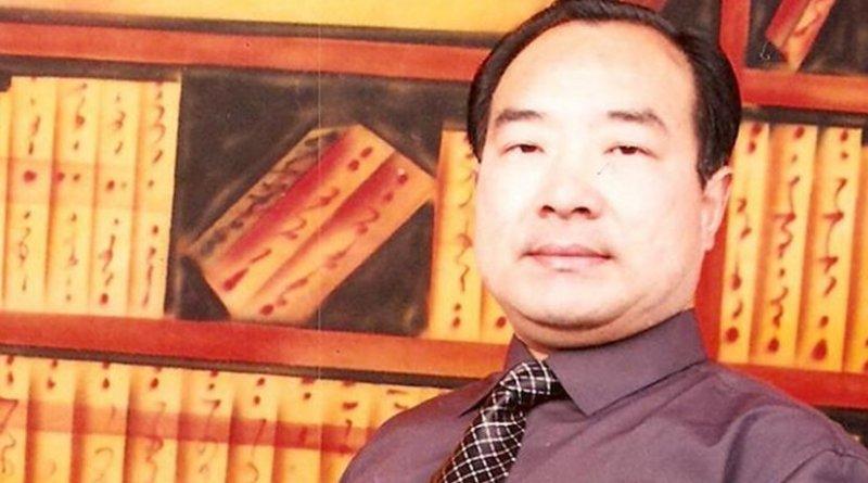 Chinese writer and blogger Yang Tongyan