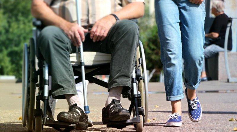 disabled handicap wheelchair