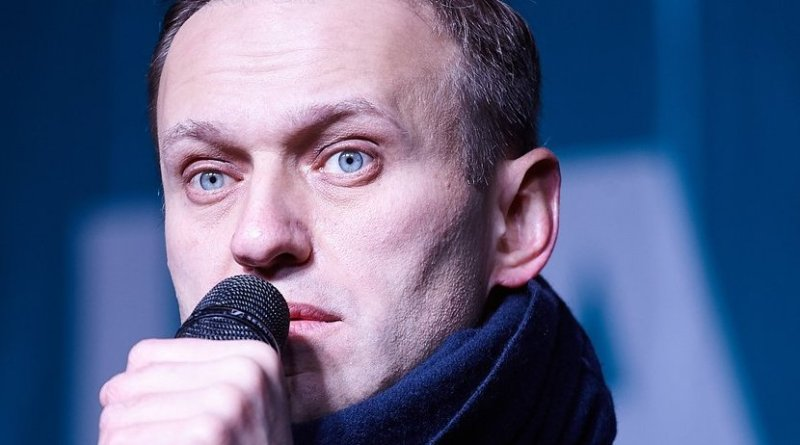 Russia's Aleksei Navalny. Photo by Eugeny Feldman, Wikipedia Commons.