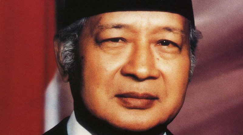Indonesia's Muhammad Suharto. Photo by State Secretariat of the Republic of Indonesia, Wikipedia Commons.