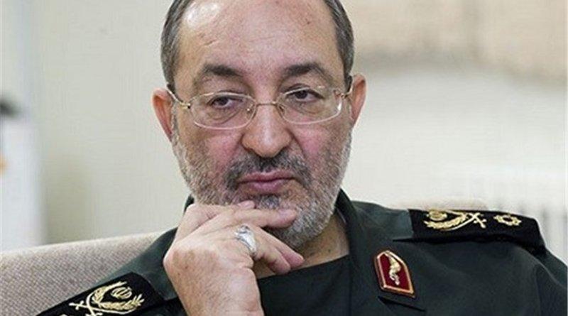 Deputy Chief of Staff of the Iranian Armed Forces Brigadier General Massoud Jazayeri. Photo Credit: Tasnim News Agency.