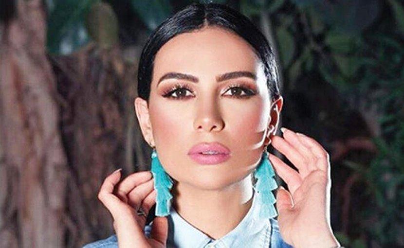 Tunisian singer Shayma Helali. Photo via Arab News.
