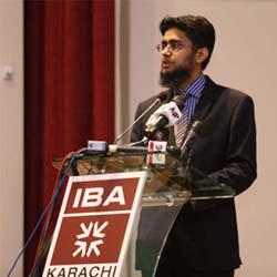 Ahmed Ali Siddiqui, Founding Director of CEIF.