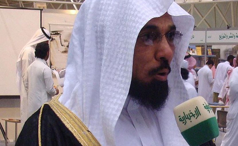 Saudi cleric Salman Al-Audah. Photo by Marwan Almuraisy, Wikimedia Commons.