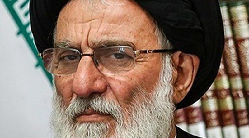 Iran's cleric Mahmoud Hashemi Shahroudi. Photo by Hamed Malekpour, Wikipedia Commons.
