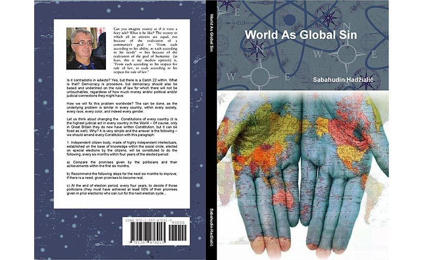 """World As Global Sin"" by Dr. Sabahudin Hadžialic."