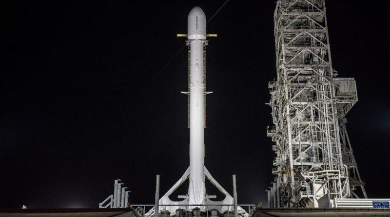 Credit: SpaceX / Facebook