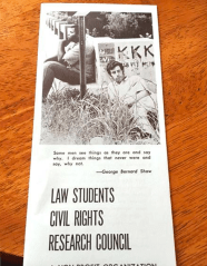 LSCRRC Flyer 1969
