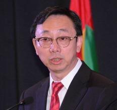 IMF Deputy Managing Director Zhang Tao. Credit: IMF