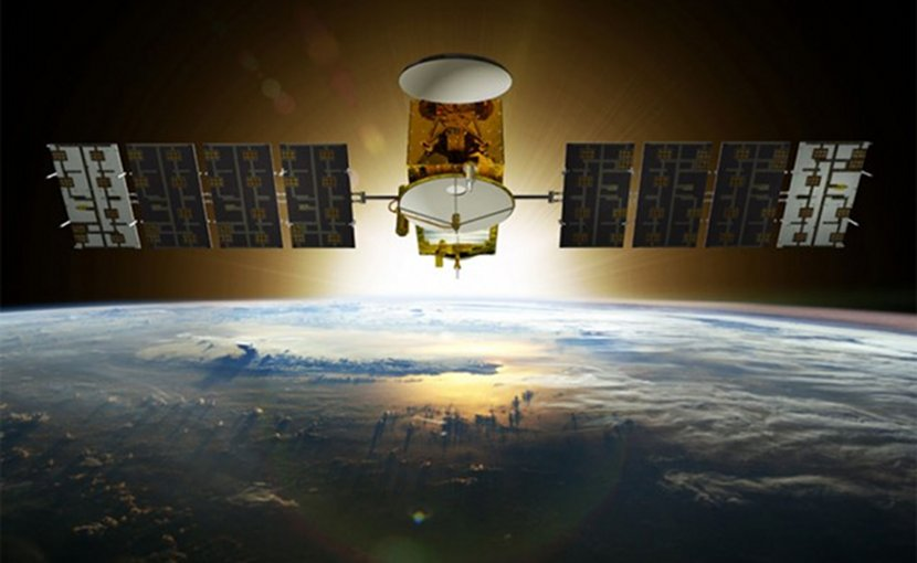 Jason-3 satellite mission helped detect an acceleration in sea level rise. Credit: NOAA
