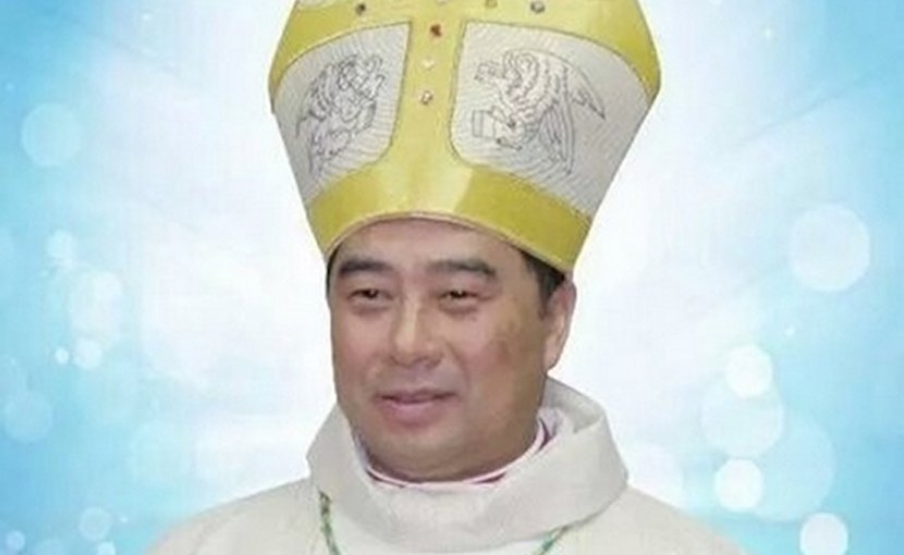 Bishop Vincent Guo Xijin is reported to have said that he would obey any verifiable request from the Vatican for him to step down. (Photo supplied via UCAN News)