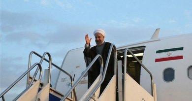 Iranian President Hassan Rouhani. Photo Credit: Tasnim News Agency.