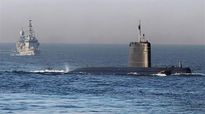 Iranian submarine. File photo Tasnim News Agency.