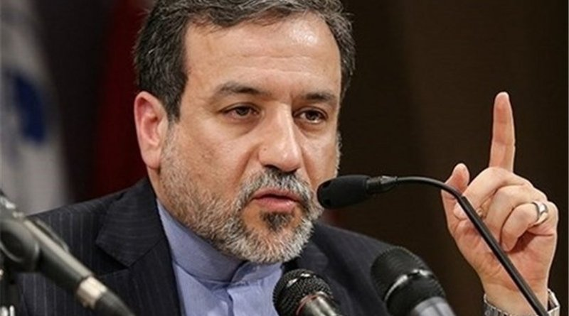 Iranian Deputy Foreign Minister for Political Affairs Seyed Abbas Araqchi. Photo Credit: Tasnim News Agency.