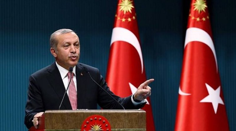 Turkey's President Recep Tayyip Erdogan. Credit: Turkish government photo.
