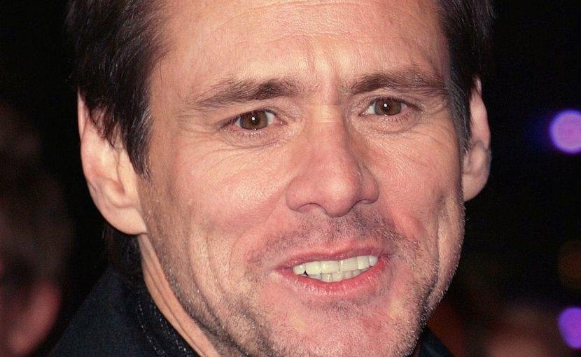 Jim Carrey. Photo by Ian Smith, Wikipedia Commons.
