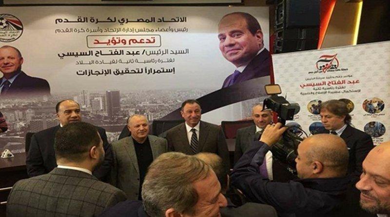 EFA Presser Sisi