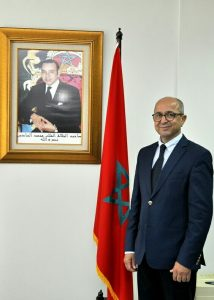 Ouadia Benabdellah is the Ambassador of the Kingdom of Morocco