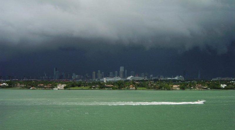 Storm in Florida. Credit: Wikipedia