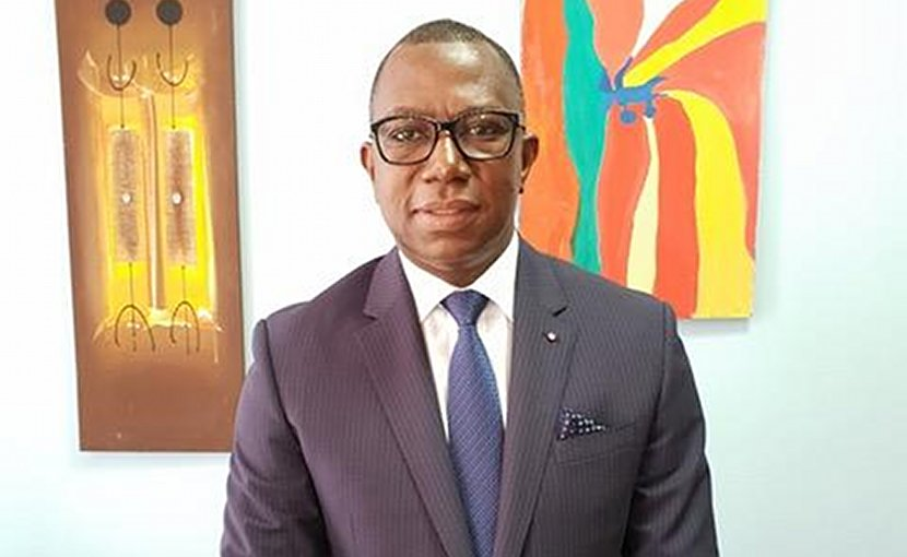 Alieu Secka, the CEO of The Gambia Chamber of Commerce and Industry