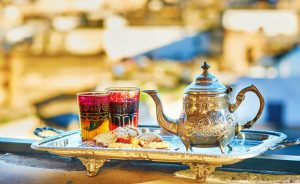 Moroccan sweet mint tea, a symbol of tolerance and acceptance of the other