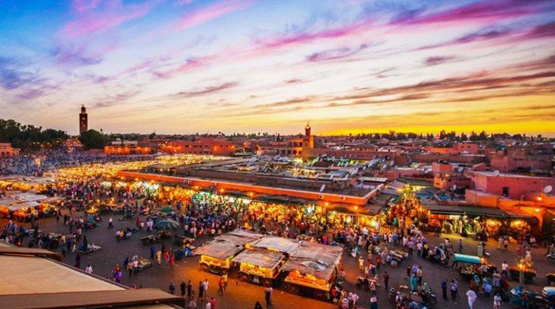 Marrakesh, Morocco.