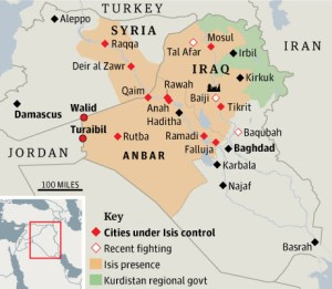 For more than three years, ISIS was a threat across vast territory in Iraq and Syria. As the nation-states in the Middle East continue to disintegrate, the power of such non-state hybrid actors is likely to increase.
