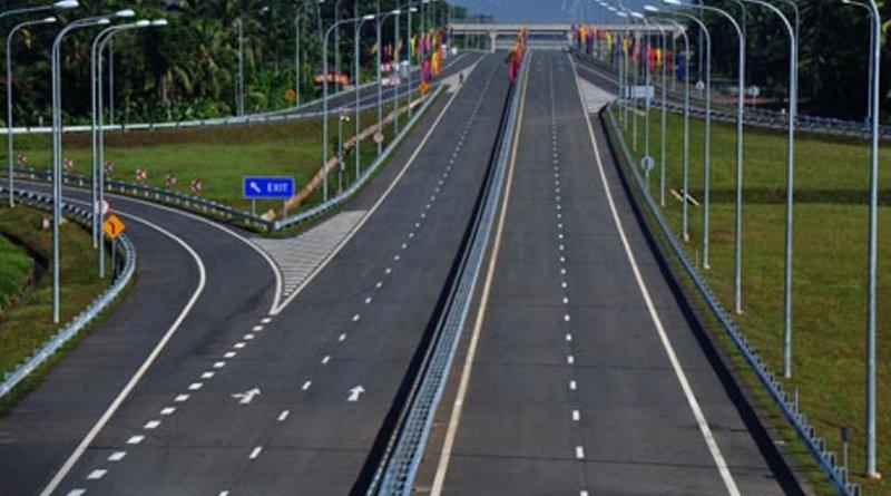 Expressway in Sri Lanka. Credit: Sri Lanka government.