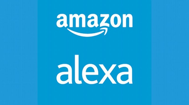 Logo for Amazon's Alexa.