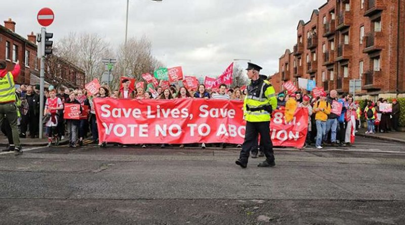 Save the 8th Rally, 2018. Courtesy of the Save the Eighth campaign.