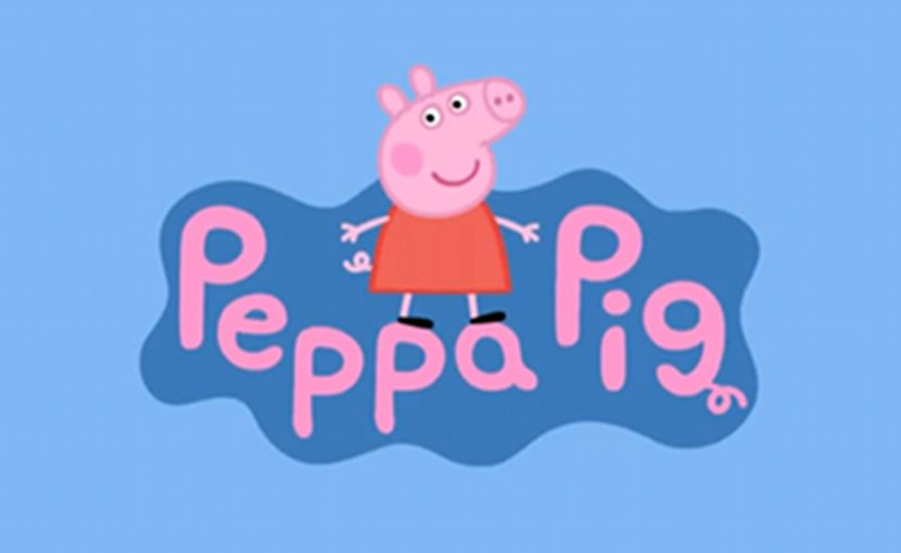 Peppa Pig. Source: Wikipedia Commons.