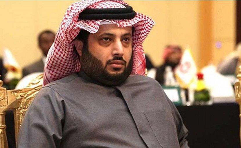 Saudi sports czar Turki Al-Sheikh