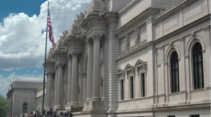 Metropolitan Museum of Art. Photo by Arad, Wikipedia Commons.