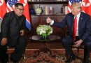 North Korean leader Kim Jong-un and US President Donald Trump. Photo Credit: Dan Scavino Jr, White House.