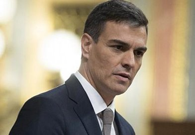 Spain's Prime Minister Pedro Sánchez. Photo Credit: Moncloa.