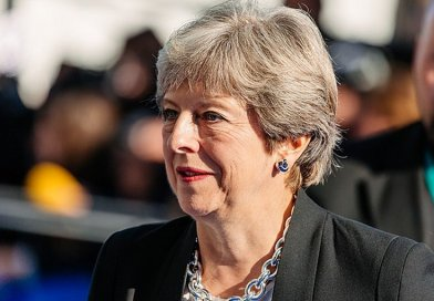 United Kingdom's Theresa May. Photo Credit: EU2017EE Estonian Presidency, Wikimedia Commons.