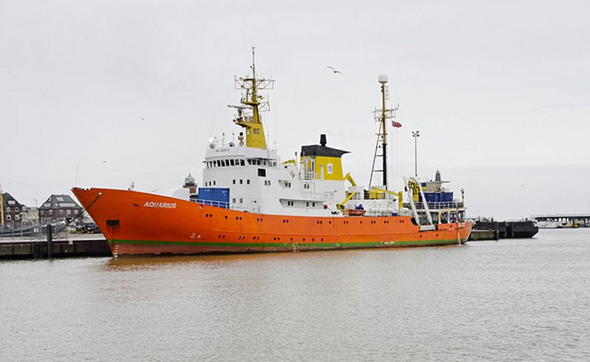 The MV Aquarius. Photo by Ra Boe, Wikipedia Commons.