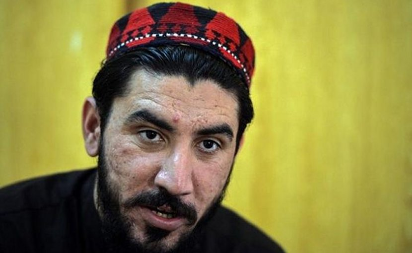 Manzoor Pashteen. Photo Credit: Al Bawaba