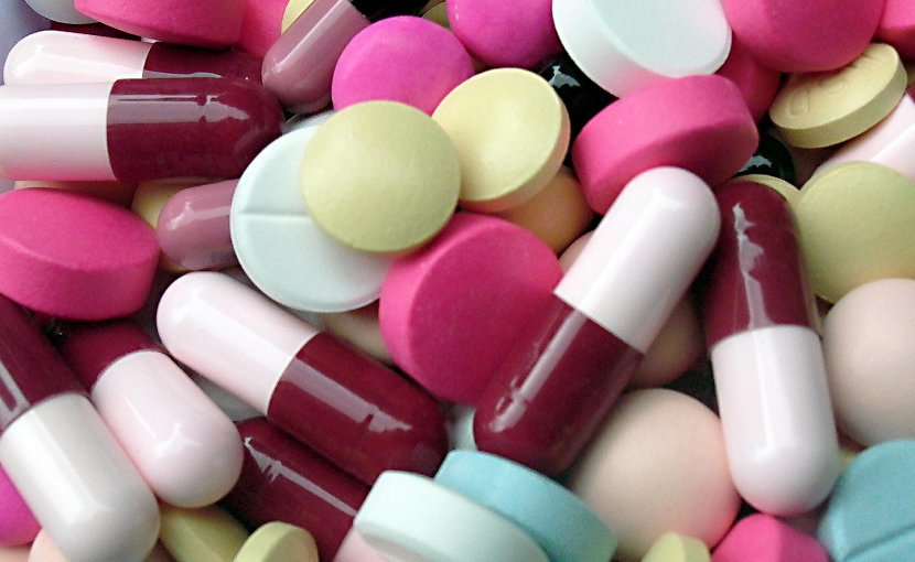Pills. Credit UIC Today media library