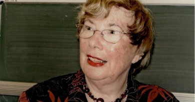 Felicia Langer in 2008. Photo Credit: GFDL, Wikimedia Commons.