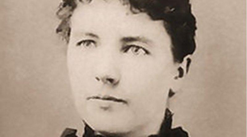 Laura Ingalls Wilder. Photo Credit: Wikimedia Commons.