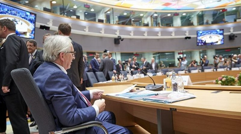 European Commission President, Jean-Claude Juncker. Photo Credit: European Council