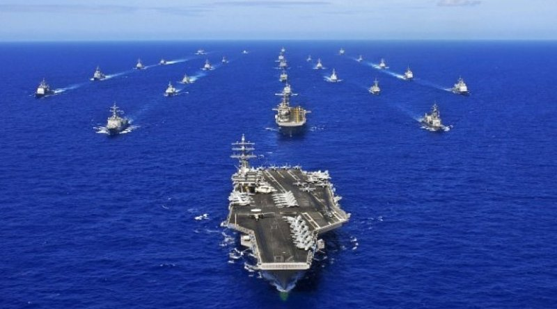 Rim of the Pacific (RIMPAC), the world's largest international maritime exercise.