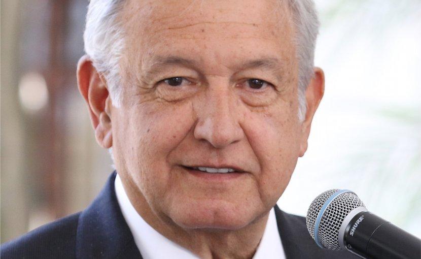 Mexico's Andrés Manuel Lopez Obrador. Photo Credit: Agencia de Noticias ANDES, Wikimedia Commons.